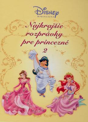 Obrázok Najkrajšie rozprávky pre princezné 2