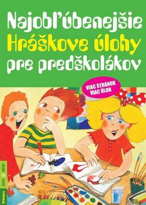 Obrázok Najobľúbenejšie Hráškove úlohy pre predškolákov