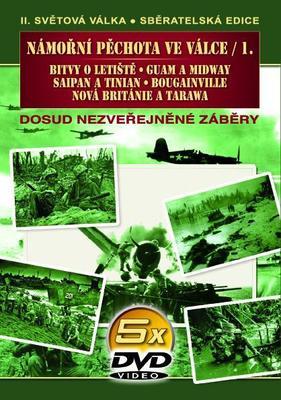 Obrázok Námořní pěchota ve válce I. 5 DVD