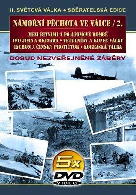 Obrázok Námořní pěchota ve válce II. 5 DVD