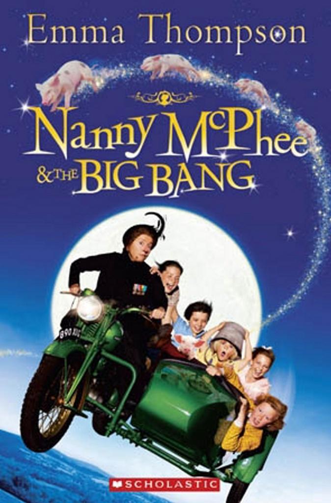 Nanny McPhee & the Big Bang + CD - Emma Thompson