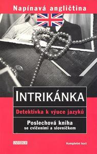 Obrázok Napínavá angličtina Intrikánka + CD