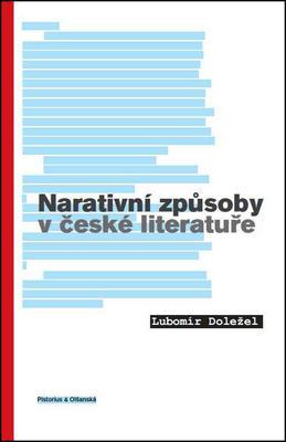 Obrázok Narativní způsoby v české literatuře