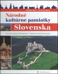 Obrázok Národné kultúrne pamiatky Slovenska
