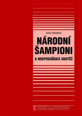 Obrázok Národní šampioni a hospodářská soutěž