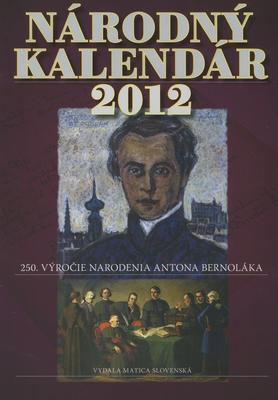 Obrázok Národný kalendár 2012
