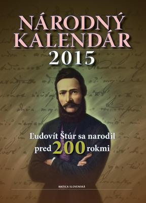Obrázok Národný kalendár 2015