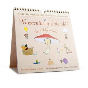 Obrázok Narozeninový kalendář