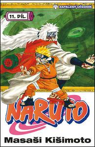 Obrázok Naruto 11 Zapálený učedník