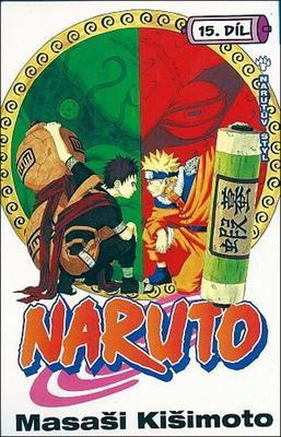Obrázok Naruto 15 Narutův styl