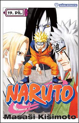 Obrázok Naruto 19 Následnice