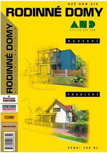 Obrázok Náš dům XIX Rodinné domy moderní a tradiční