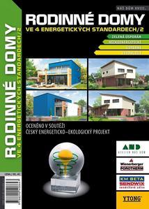 Obrázok Náš dům XVIII Rodinné domy ve 4 energetických standardech/2