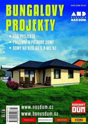 Obrázok Náš dům XXVII Bungalovy projekty