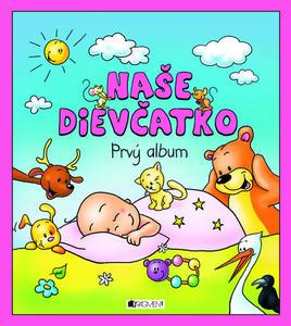 Obrázok Naše dievčatko Prvý album
