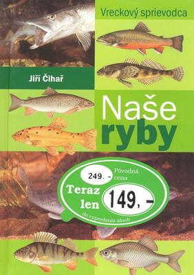 Obrázok Naše ryby Vreckový sprievodca