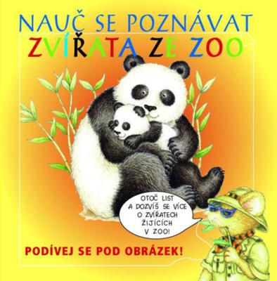 Nauč se poznávat zvířata ze zoo