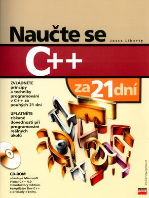 Obrázok Naučte se C++ za 21 dní + CD
