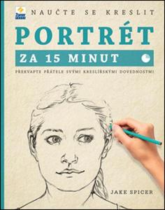 Obrázok Naučte se kreslit Portrét za 15 minut