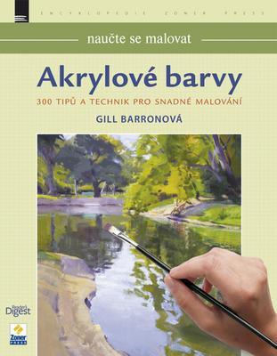 Obrázok Naučte se malovat Akrylové barvy