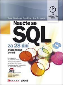 Obrázok Naučte se SQL za 28 dní