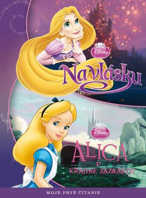Obrázok Na vlásku Alica v krajine zázrakov