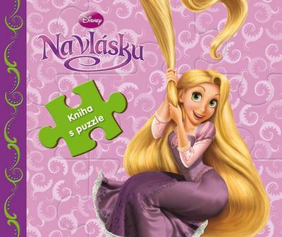 Obrázok Na vlásku kniha s puzzle