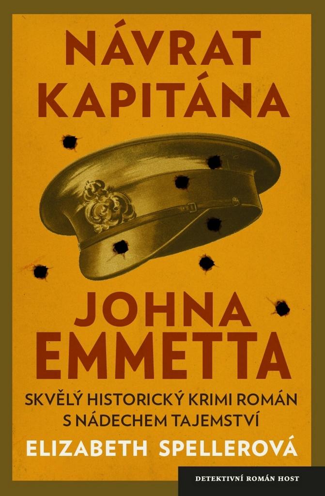 Návrat kapitána Johna Emmetta - Elizabeth Spellerová