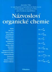 Obrázok Názvosloví organické chemie