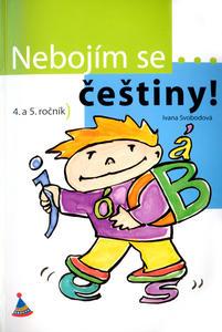 Obrázok Nebojím se češtiny! 4. a 5. ročník