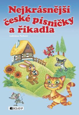 Obrázok Nejkrásnější české písničky a říkadla