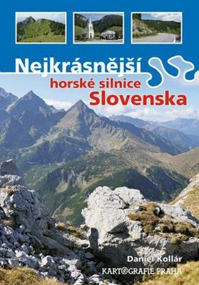 Obrázok Nejkrásnější horské silnice Slovenska