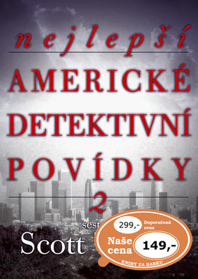 Obrázok Nejlepší americké detektivní povídky 2