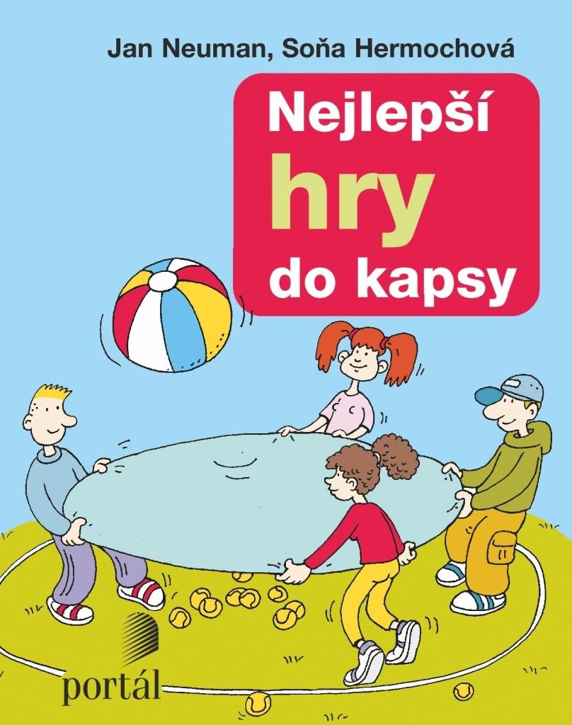 Nejlepší hry do kapsy - Jan Neuman, Soňa Hermochová
