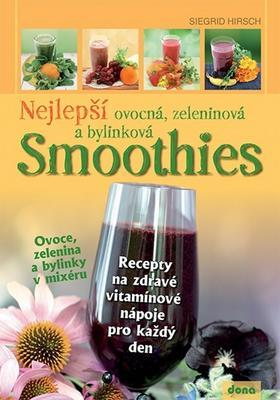 Obrázok Nejlepší ovocná, zeleninová a bylinková Smoothies