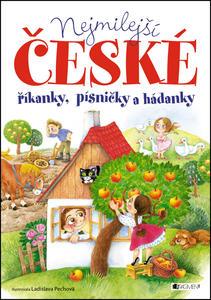 Obrázok Nejmilejší české říkanky, písničky a hádanky