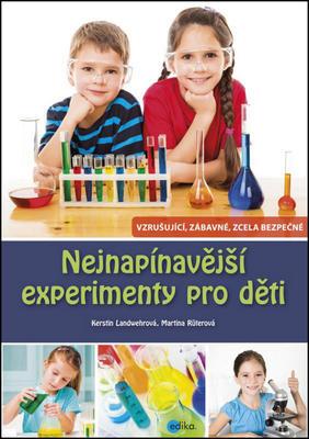 Obrázok Nejnapínavější experimenty pro děti