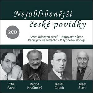 Obrázok Nejoblíbenější české povídky