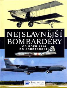 Obrázok Nejslavnější bombardéry od roku 1914 do současnosti