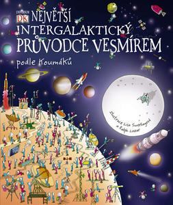 Obrázok Největší intergalaktický průvodce vesmírem podle Koumáků