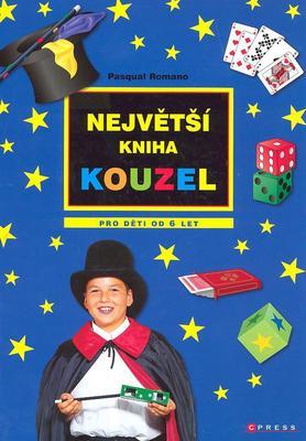 Obrázok Největší kniha kouzel pro děti