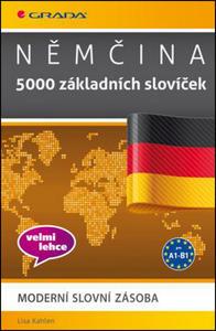 Obrázok Němčina 5000 základních slovíček