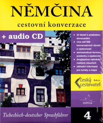 Obrázok Němčina cestovní konverzace + CD