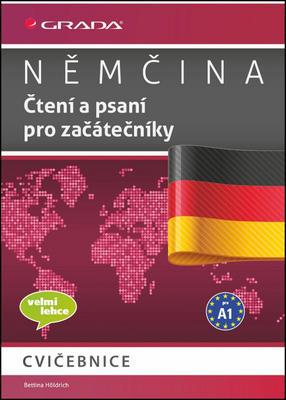 Obrázok Němčina Čtení a psaní pro začátečníky