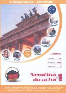 Obrázok Nemčina do ucha 1.diel