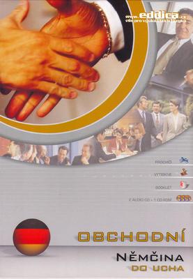 Obrázok Němčina do ucha Obchodní němčina
