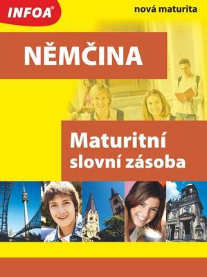 Obrázok Němčina Maturitní slovní zásoba