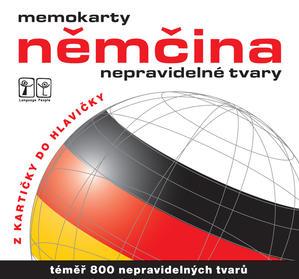 Obrázok Němčina - nepravidelné tvary