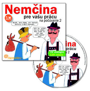 Obrázok Nemčina pre vašu prácu + CD