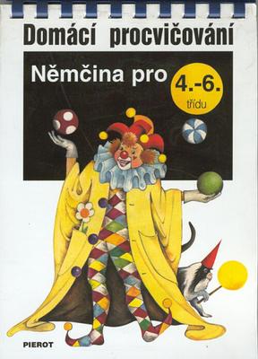 Obrázok Němčina pro 4.- 6.třídu  Domácí procvičování